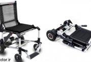 نسل جدید صندلی چرخ دار تاشو رونمایی شد