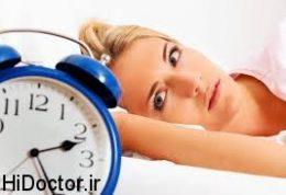 نوردرمانی برای رفع اختلالات خواب