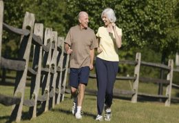 برای بیماران قلبی 20 دقیقه پیاده روی اجباریست