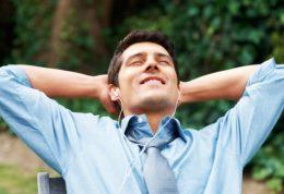 با موسیقی درمانی از شر استرس رها شوید