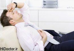 ویروس خستگی از کجا می آید