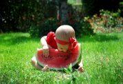 تابستان با اسنک هندوانه