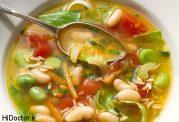 طرز تهیه یکی از خوش طعم ترین سوپ های لاغری