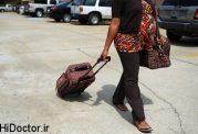 بانوان باردار مسافر هواپیما بخوانند