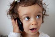 سخن گفتن بچه ؛بدون تفکر