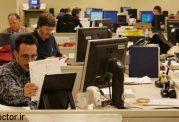 تاثیرگذاری مستقیم نور محل کار بر کارمندان