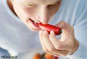 عوارض غذاهای تیز برای جوانان
