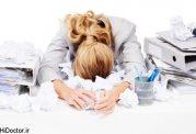 استرس برای کبد مضر است