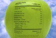 پیشگیری از چاقی با اطلاعات تغذیه ای مواد غذایی