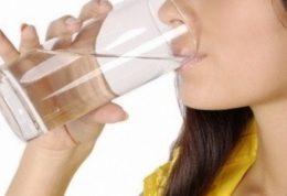رژِیم آب درمانی ممنوع!