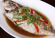 طبخ ماهی با صحیح ترین و ارزشمندترین روش