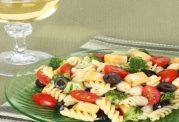 ماکارونی سبزیجات مخلوط مخصوص گیاهخواران