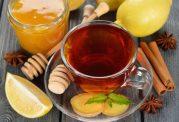 طرز درست کردن چای زنجبیل با عسل