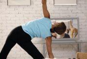 برای زنان برنامه های ورزشی پرفشار سینه