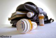 مصرف مواد مخدر در بین محصلان ابتدایی