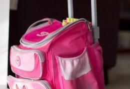 همه خصوصیات یک کیف مناسب کودک