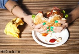 التهاب القا شده بر اثر استرس با وزن انسان چه ارتباطی دارد