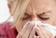 شناخت ویژگیهای افراد مستعد سرماخوردگی