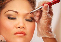 برای آرایش سریع صورت و مو این 9 مورد را بدانید
