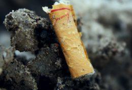 سبزی و میوه دشمن سیگار