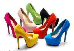 مخاطرات داشتن این قبیل کفش ها