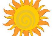 آفتاب و لاغر شدن با آن