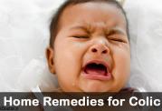 10 درمان خانگی برای کولیک