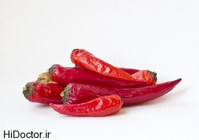 cayenne pepper 1 - مُسَکِنهای گیاهی برای دردهای عضلانی