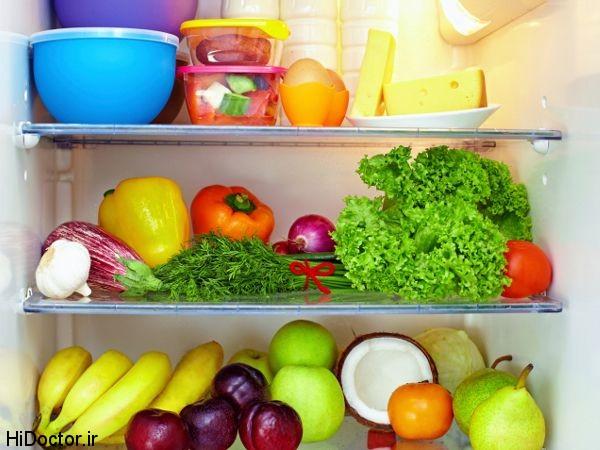 آیا برای لاغری باید فقط به میوه و سبزی بسنده کنیم؟