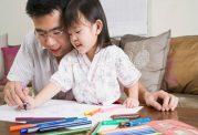 پدر و مادر اصلی ترین الگو های کودک! روش های تربیت فرزند