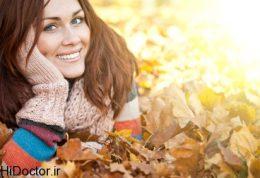 پوست و کنار آمدن با پاییز