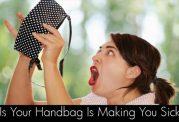 به این دلایل پزشکی به کیف خانم ها نزدیک نشوید