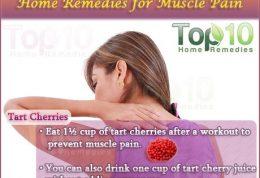 داروهای خانگی برای درد عضلانی