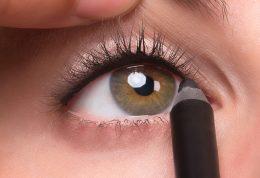 آیا کسانیکه که چشم های حساسی دارند، باید آرایش نکنند؟