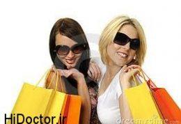 رضایت بیشتر از زندگی با رفتن به خرید