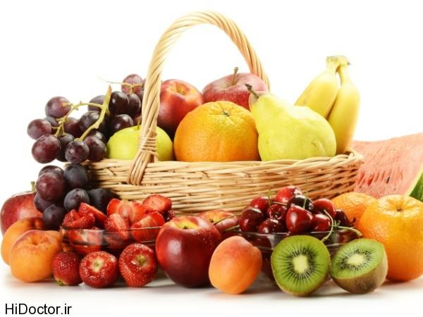 برای دیابتی ها این ده میوه مفید است