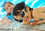 عوارض و خطرات جانبی شنا در استخر برای سلامتی