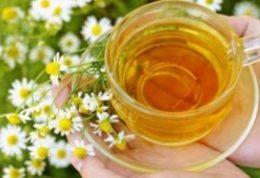 ۱۰  فایده چای بابونه برای سلامت پوست و مو