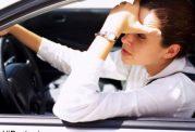 بیماریهایی که  از ترافیک بوجود می آید؟