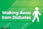 بر کنترل قندخون پیاده روی با تغییر سرعت موثر است