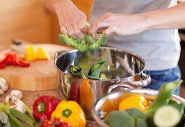 طبخ برای سالم ماندن