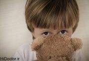 معزل خجالتی و کمروبودن اطفال