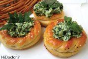 برای مهمانی چگونه نان و پنیر و سبزیِ درست کنیم؟