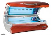 دمای سرسام اور تخت های برنزه کننده