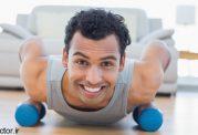 سوخت وساز بدن با ورزش چطوری  افزایش میابد