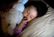 شروط راحت خوابیدن بچه
