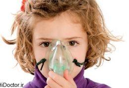 مطالبی پیرامون بیماری های ریوی در بچه ها