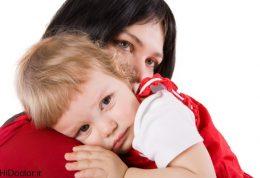 راه حل کاهش دهنده دغدغه جدایی فرزند از مادر