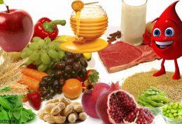 با این خوراکی ها از شر کم خونی رهایی یابید