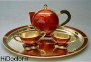 متراکم کردن استخوانها با نوشیدن چای